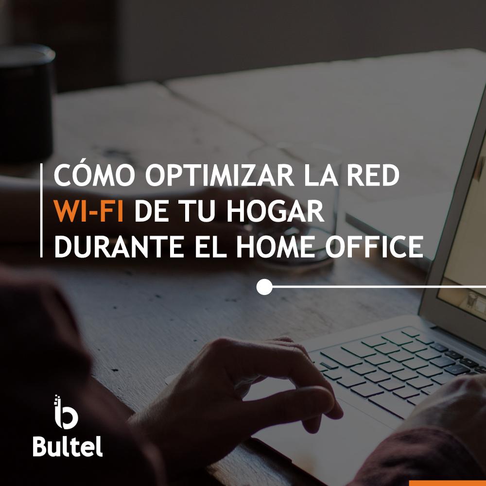 Cómo optimizar la red Wi-Fi de tu hogar durante el Home Office